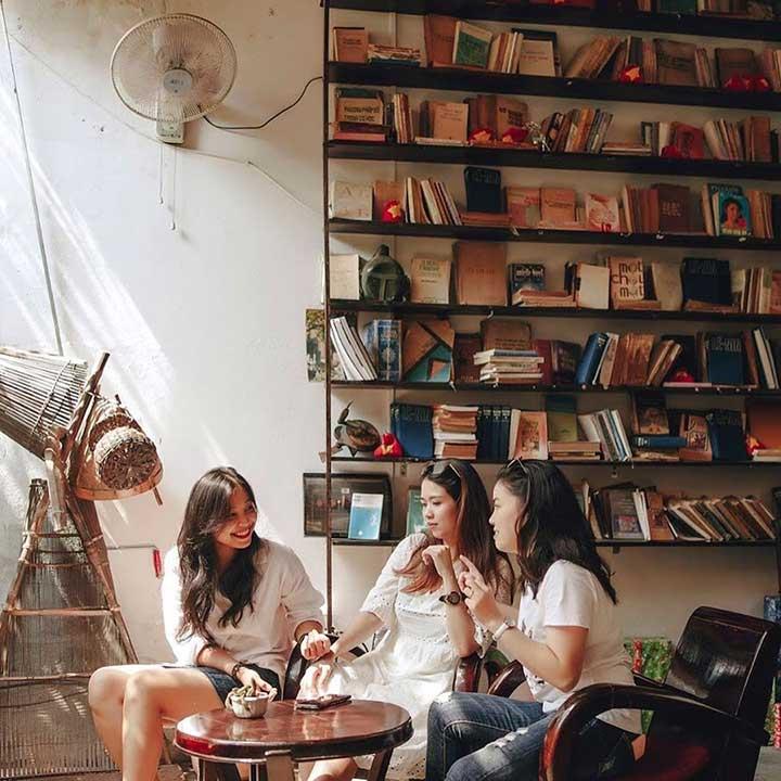 Quán Trình Cà Phê đẹp ở Đà Nẵng