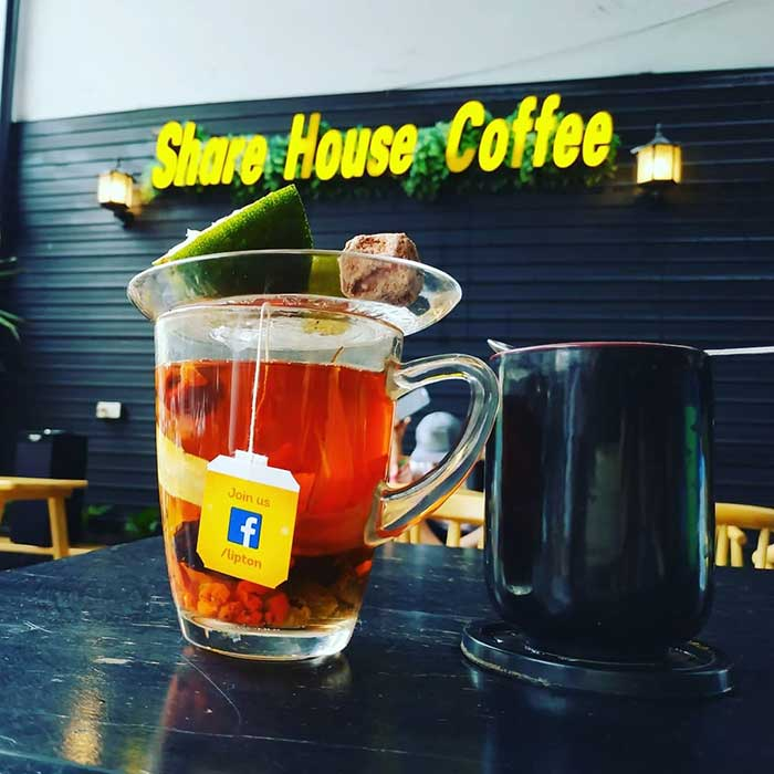 Share House Coffee Quy nhơn