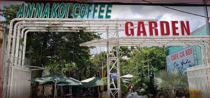 ana koi coffee garden