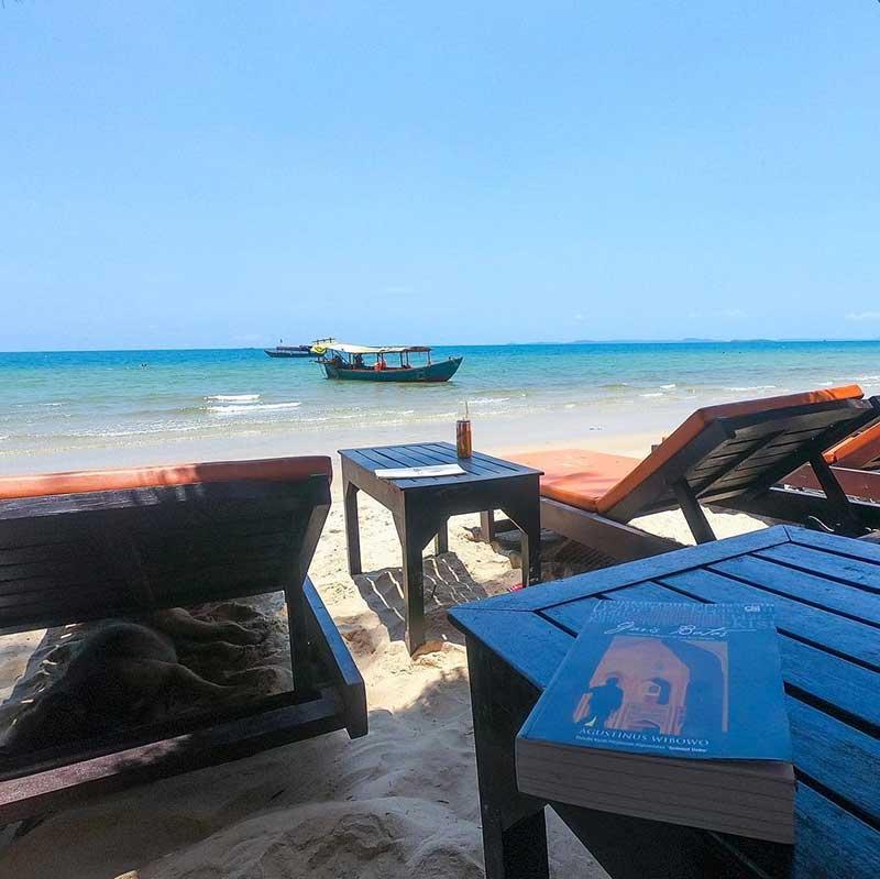 Bãi Biển Otres Beach
