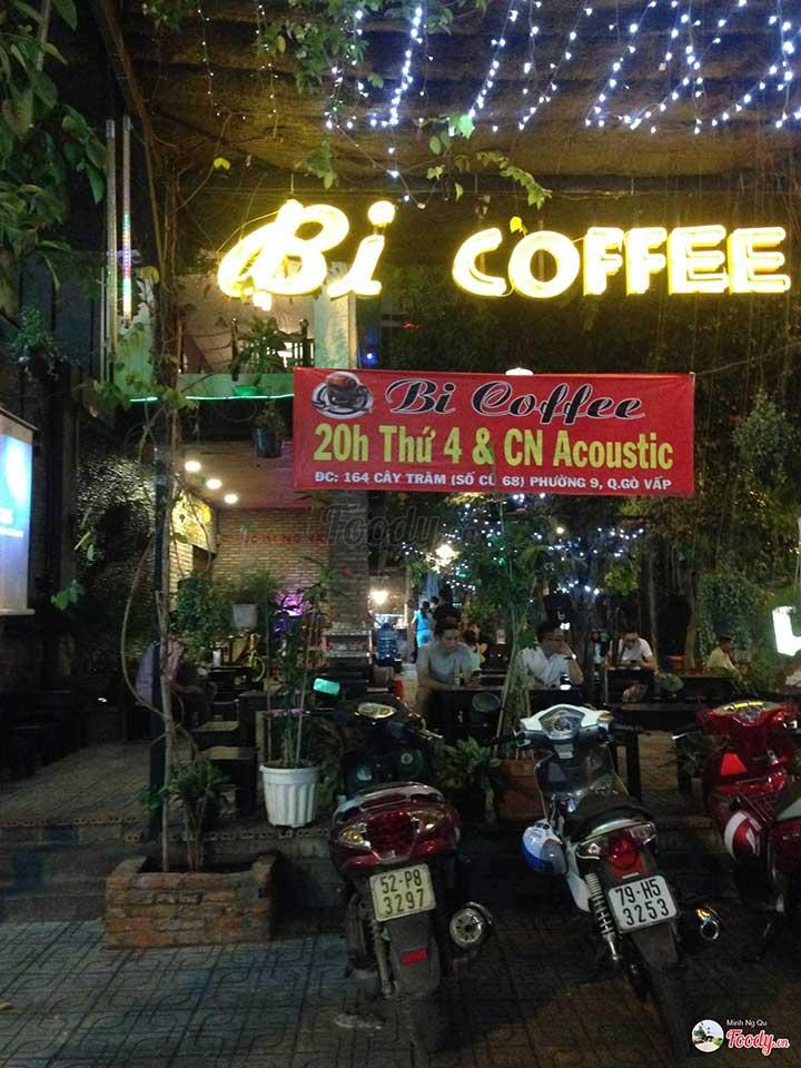 Bi Coffee Acoustic Live ở Quận Gò Vấp TPHCM