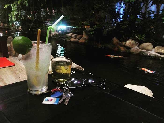 Cafe Cá Koi - Sân Vườn Thôi Kệ Nha Trang