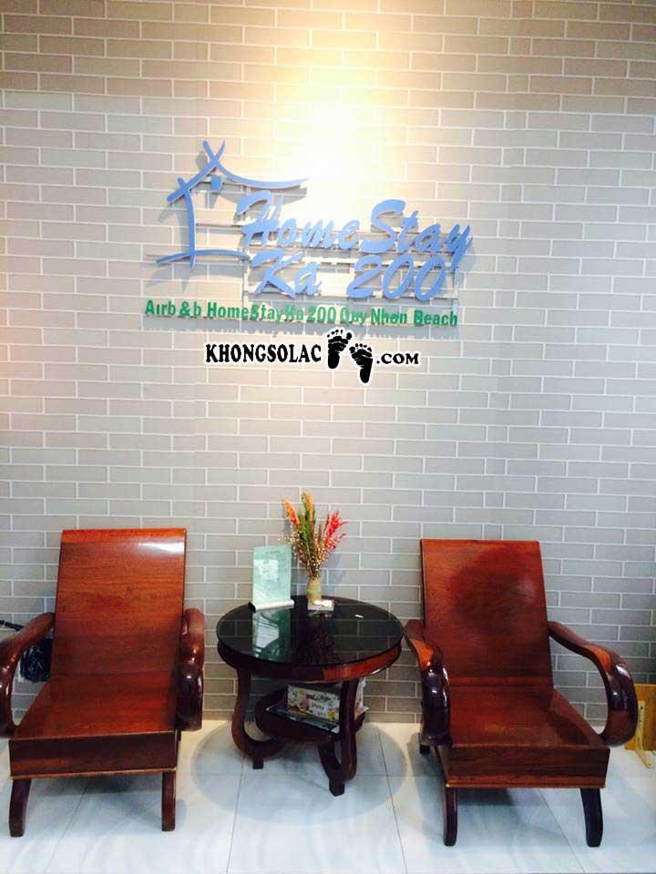 Homestay KA200 Giá Rẻ ở Quy Nhơn