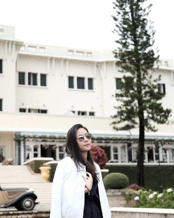 Khách sạn 5 Sao Đalat Palace Hotel