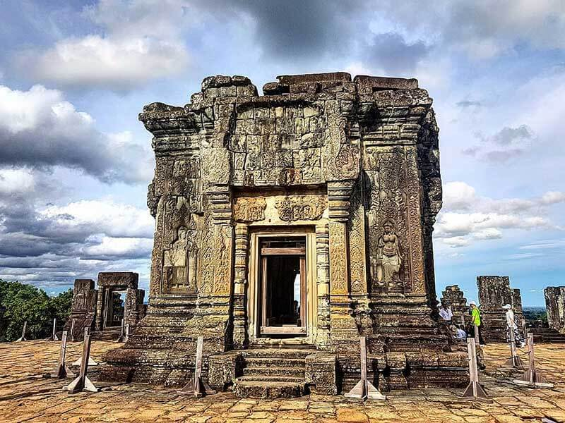 Kinh Nghiệm Du Lịch Bụi Campuchia