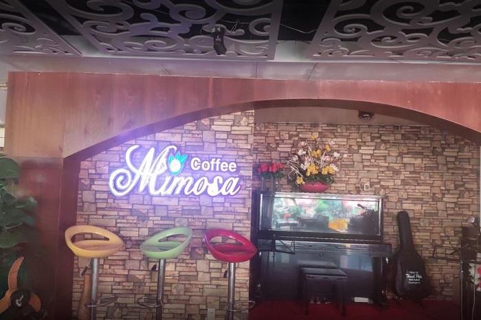 minosa coffee