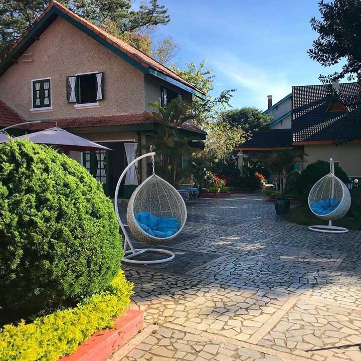 Monet Garden Villa Hotel & Resort Đà Lạt