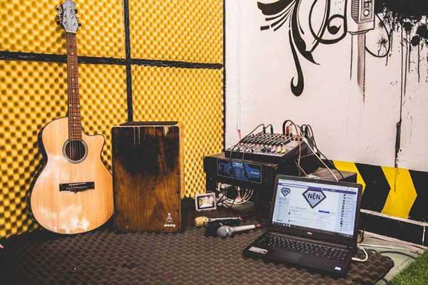 Nện coffee - Quán Cafe Acoustic Gò Vấp