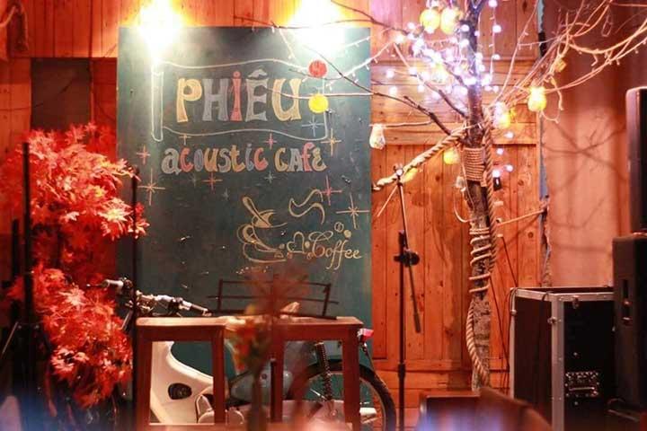 Phiêu Acoustic café- Tô Hiến Thành