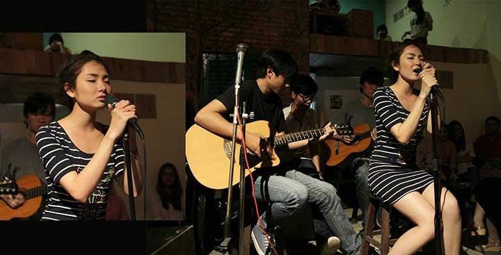 Quán Cafe Acoustic Puchida Gò Vấp