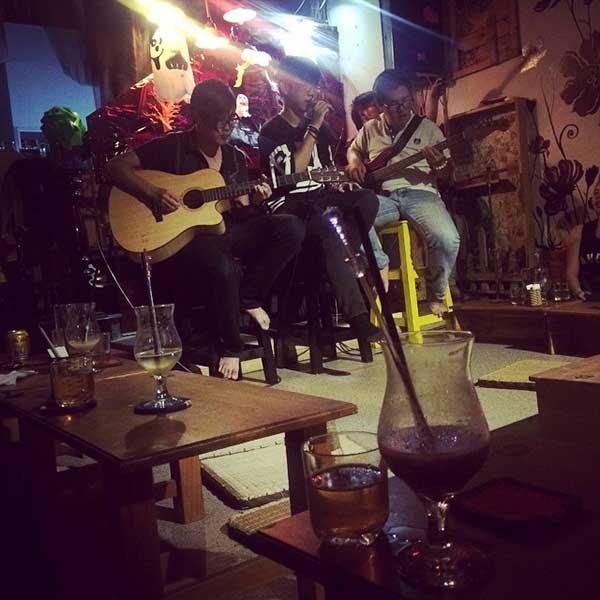 Ragazzi Acoustic coffe Gò Vấp
