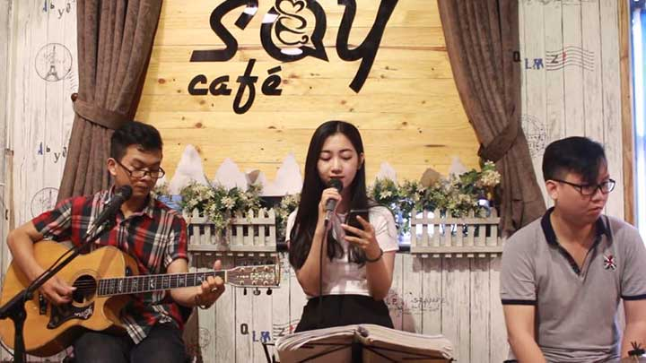 Say Acoustic - Quán Cafe Acoustic quận 10