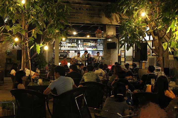 Simple Coffe-Acoustic Live Ở Gò Vấp