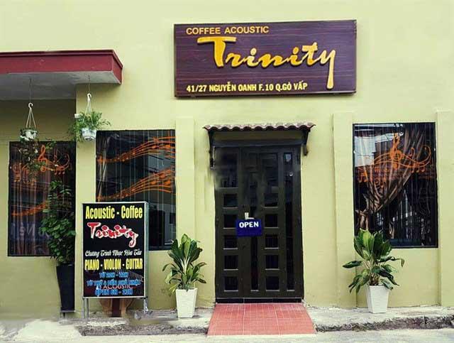 Trinity Acoustic- Quán Coffe Gò Vấp