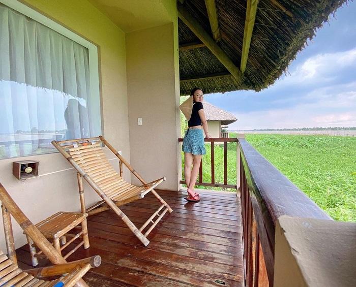 Mekong riverside homestay resort can tho1