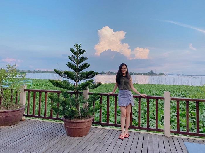 Mekong riverside homestay resort can tho2