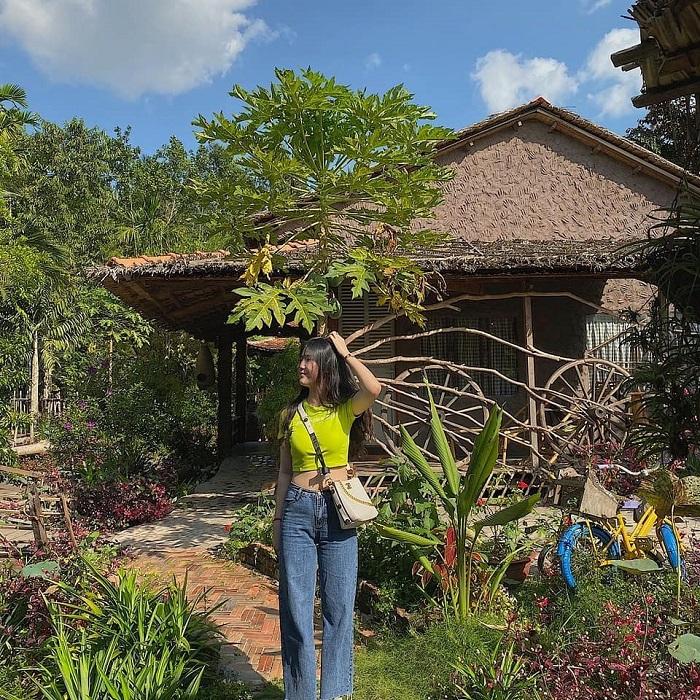 Mekong rustic homestay can tho1