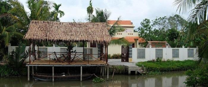 Villa my long homestay