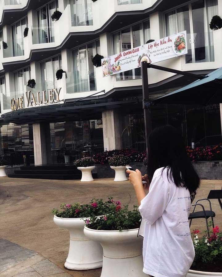 Khách sạn 3 sao ở Đà Lạt