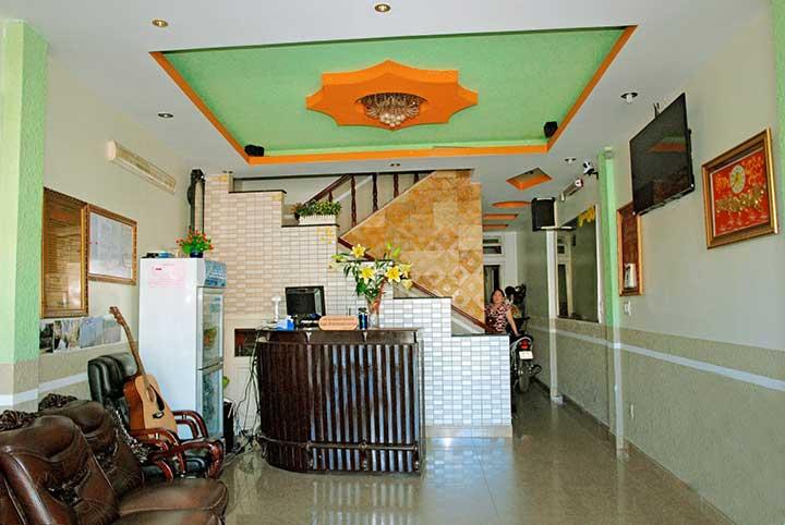 Top 10 khách sạn 1 sao view đẹp ở gần chợ Đà Lạt