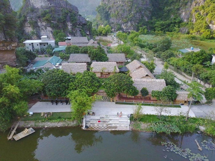 quoc khanh bamboo homestay 1