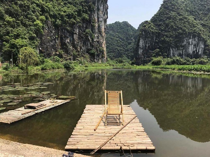 quoc khanh bamboo homestay 2