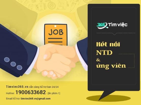 Timviec365.vn – website tìm việc làm số một Việt Nam! 2019 3