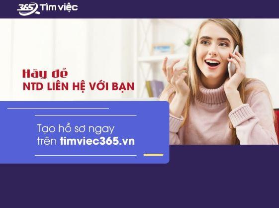 Timviec365.vn – website tìm việc làm số một Việt Nam! 2019 1