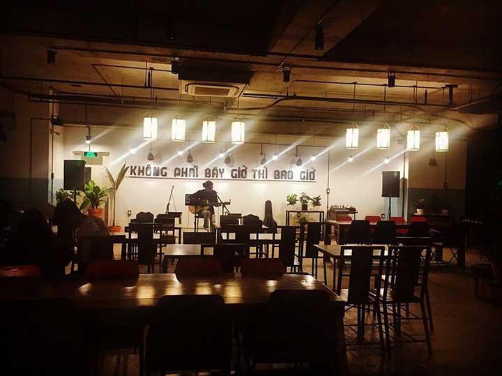 Today&Now Cafe Acoustic Quận Bình Thạnh