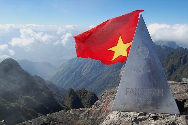 Đỉnh Phan Xi Păng.