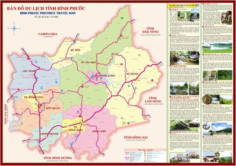 Bản đồ Bình Phước e1562852087911