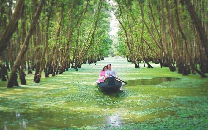 Bản đồ du lịch và hành chính tỉnh Bến Tre online chính xác nhất 5