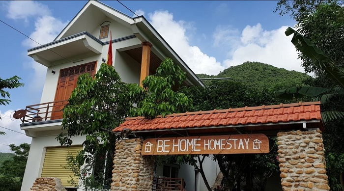 BeHome homestay