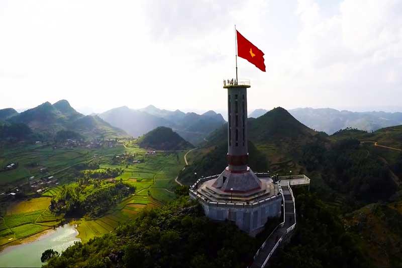 Bản đồ du lịch và hành chính tỉnh Hà Giang đầy đủ và chính xác 2019 27