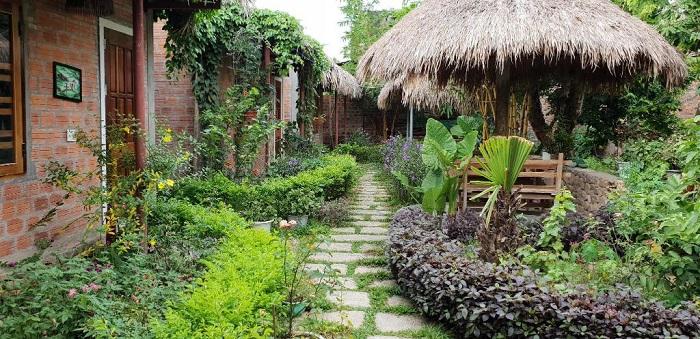 Garden House homestay