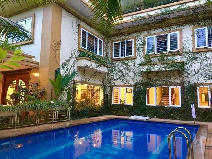 Green villas homestay soc son