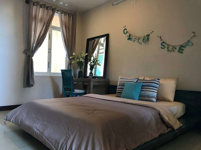 Home quy nhon bed room 1