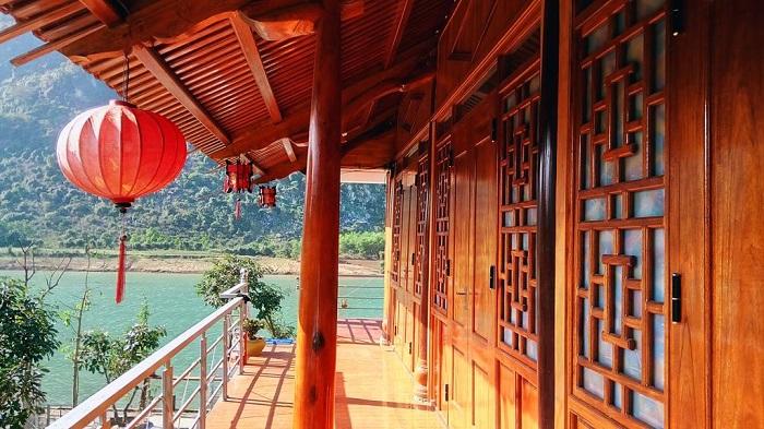 Phong Nha Riverhouse homestay