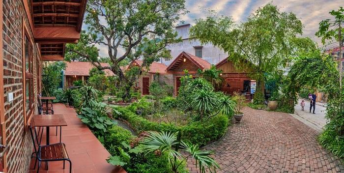 Tam Coc Tropical Homestay