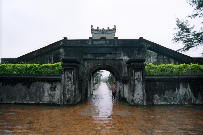 Thành cổ Quảng Trị..