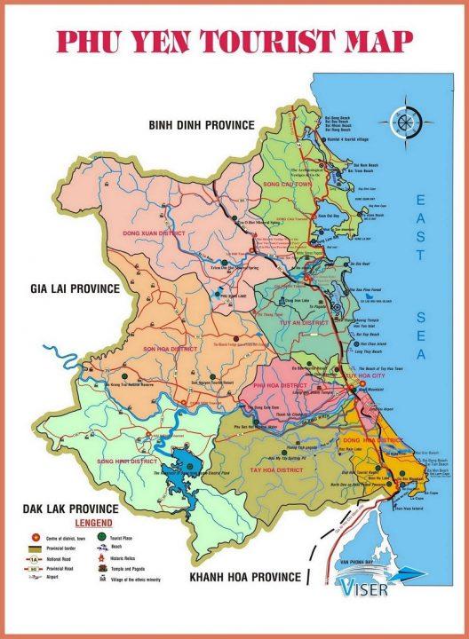 bản đồ du lịch tỉnh phú yên e1564492575827