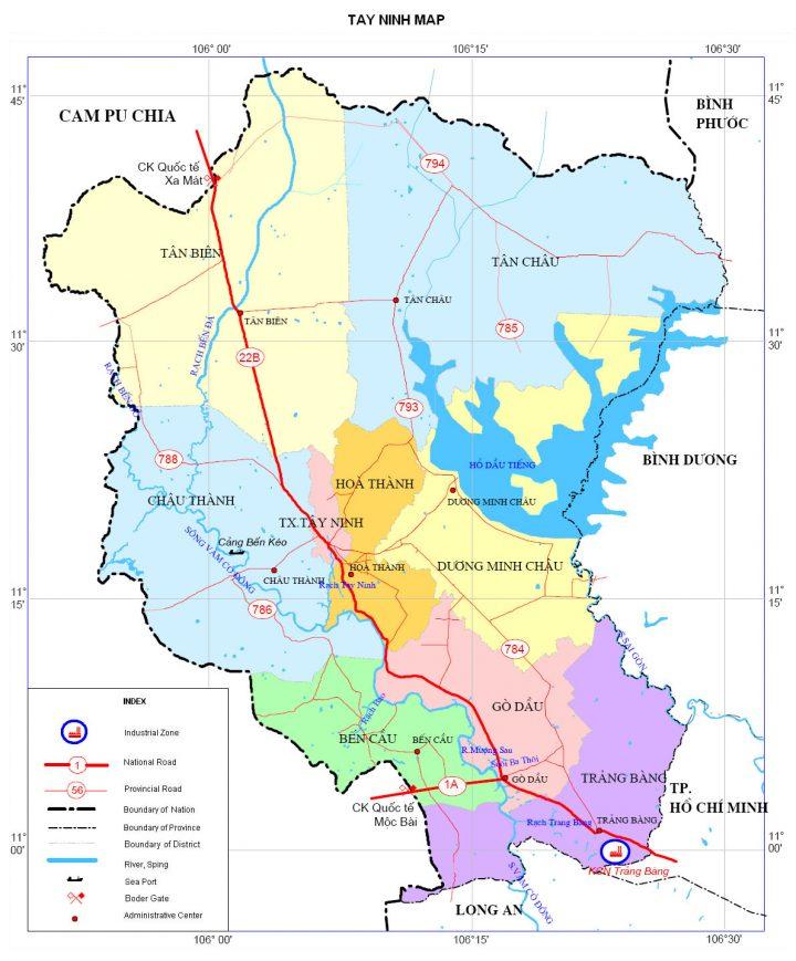 bản đồ hành chính tỉnh tây ninh e1564580820479
