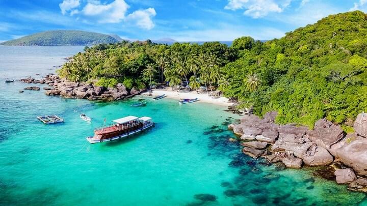Khí hậu Côn Đảo, sạch và xanh