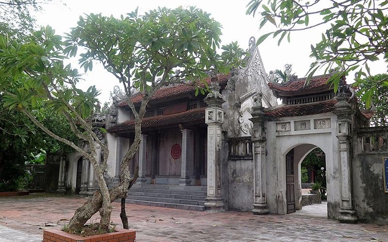 chùa Bà Đanh.