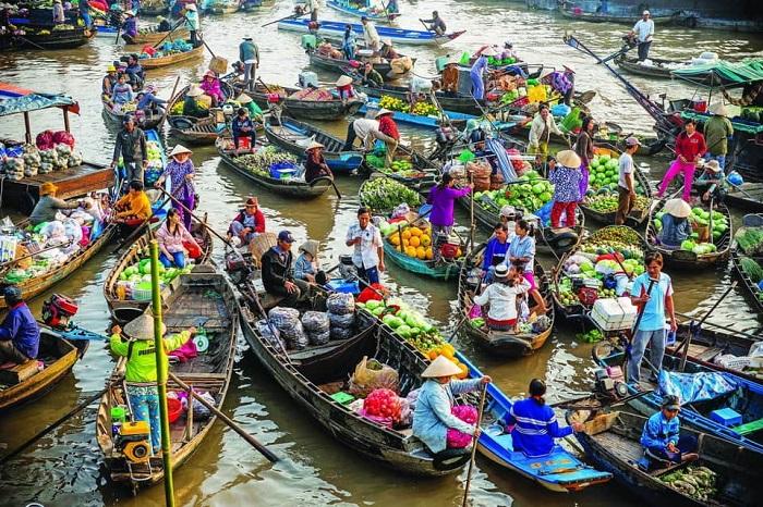 Bản đồ du lịch và hành chính tỉnh Cần Thơ (TP) đầy đủ nhất 2019 21
