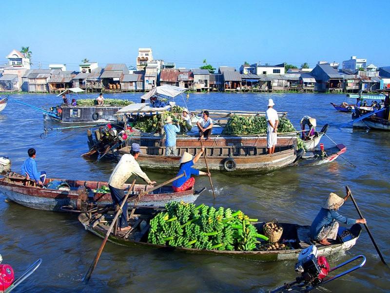 Bản đồ du lịch và hành chính tỉnh Cần Thơ (TP) đầy đủ nhất 2019 15