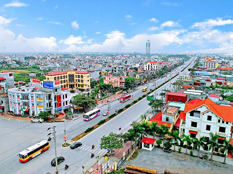 Bản đồ du lịch và hành chính tỉnh Hải Dương vừa mới cập nhật 2019 5