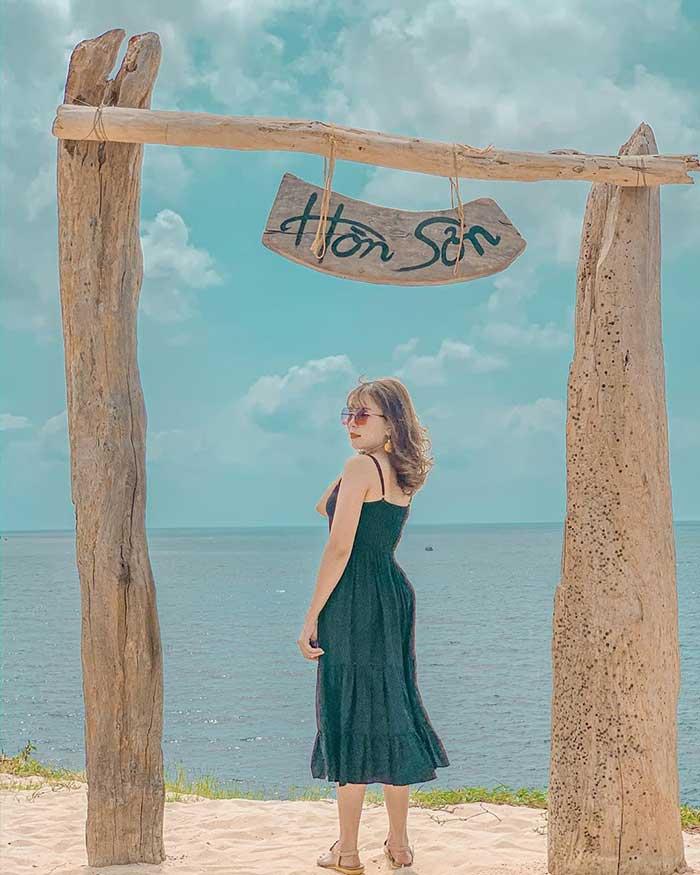Homestay Beach Hòn Sơn Kiên Giang