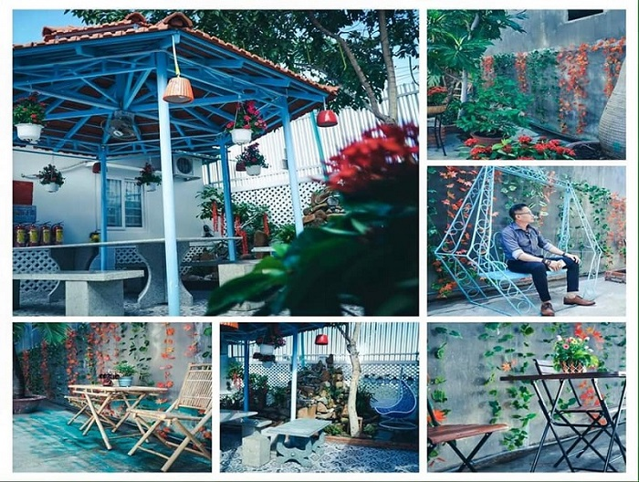 honey moon homestay phan rang