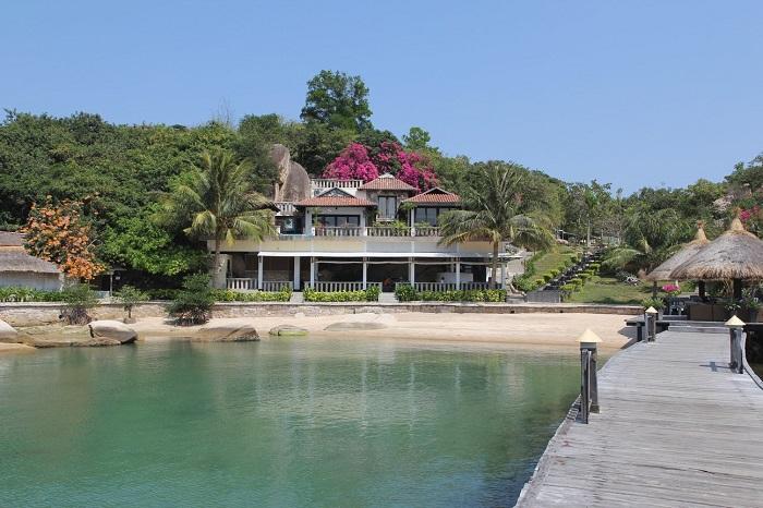 resort ngoc suong2